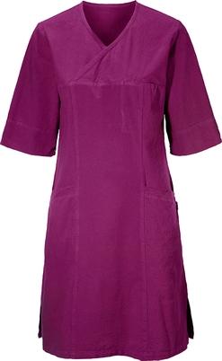 V-hals klänning